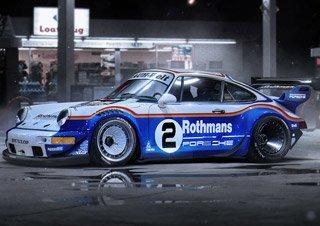 Автосервис Porsche